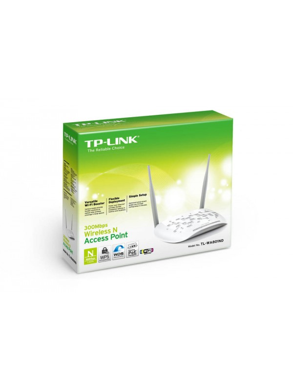N-seriyalı Access Point,  300 Mbit/s TP-Link TL-WA801ND