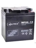 Matrix 12V 24AH NP24-12 Akumlyator