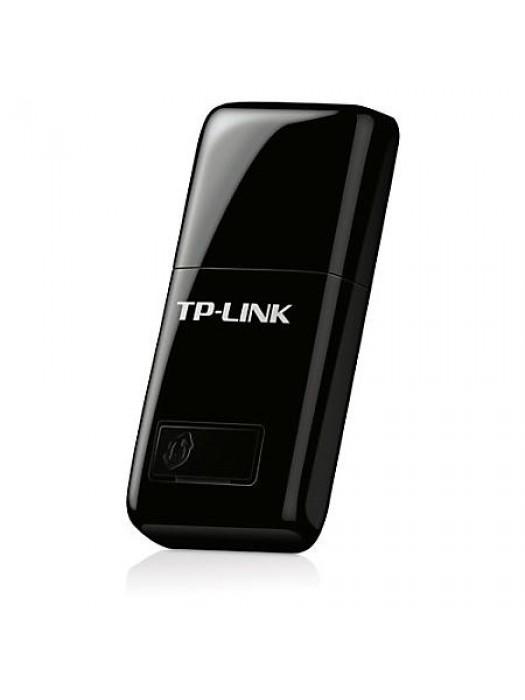 USB Şəbəkə Adapteri 300 Mbit/s WiFi TP-Link TL-WN823N
